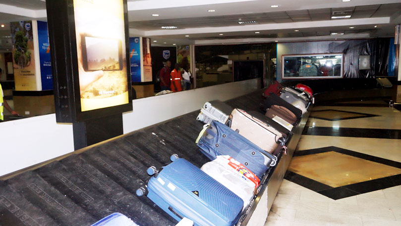 Baggage-Conveyor-Belt-at-Entebbe-International-Airport