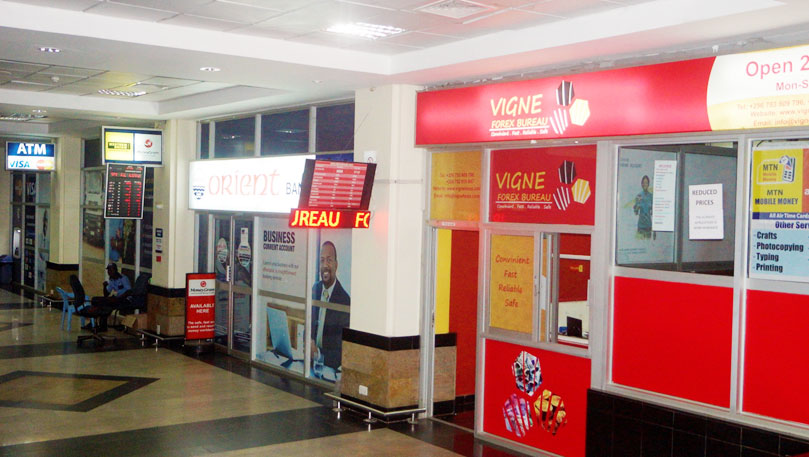 Banking-and-Bureau-De-Change-at-Entebbe-International-Airport