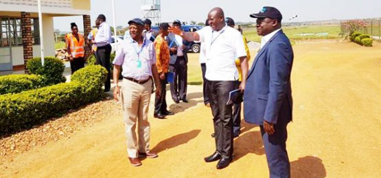 CAA-Board-visiting-Mbarara-airfield