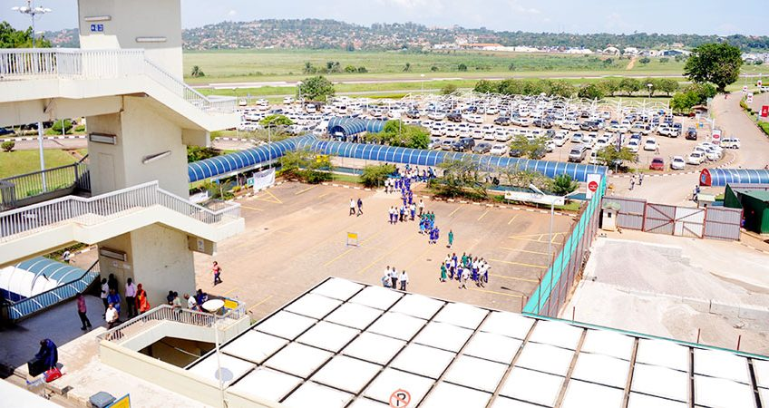 Giant Strides Made In Entebbe Airport Expansion And
